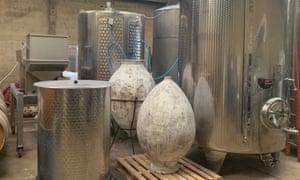 Georgian qvevri – huge terracotta urns used for millennia to brew wine