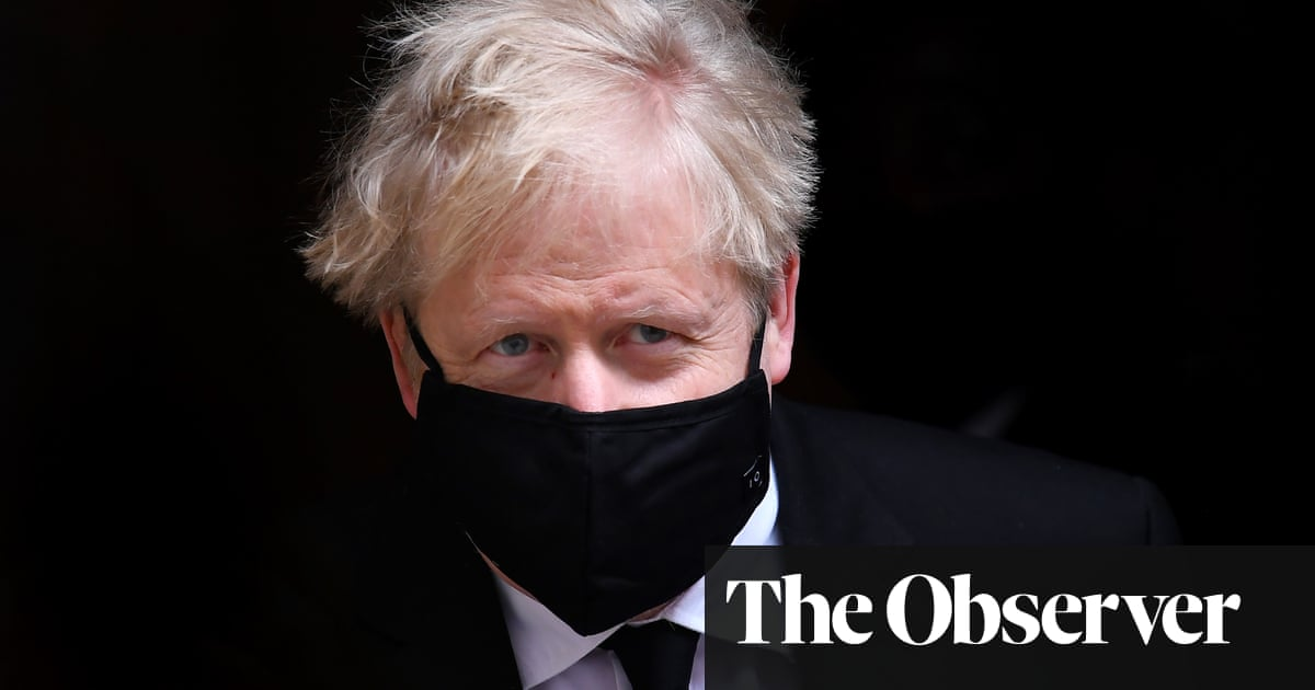 Act now on sleaze crisis or lose red wall votes, Boris Johnson warned