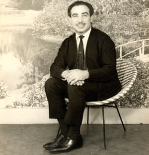 Harry Jacobs portrait