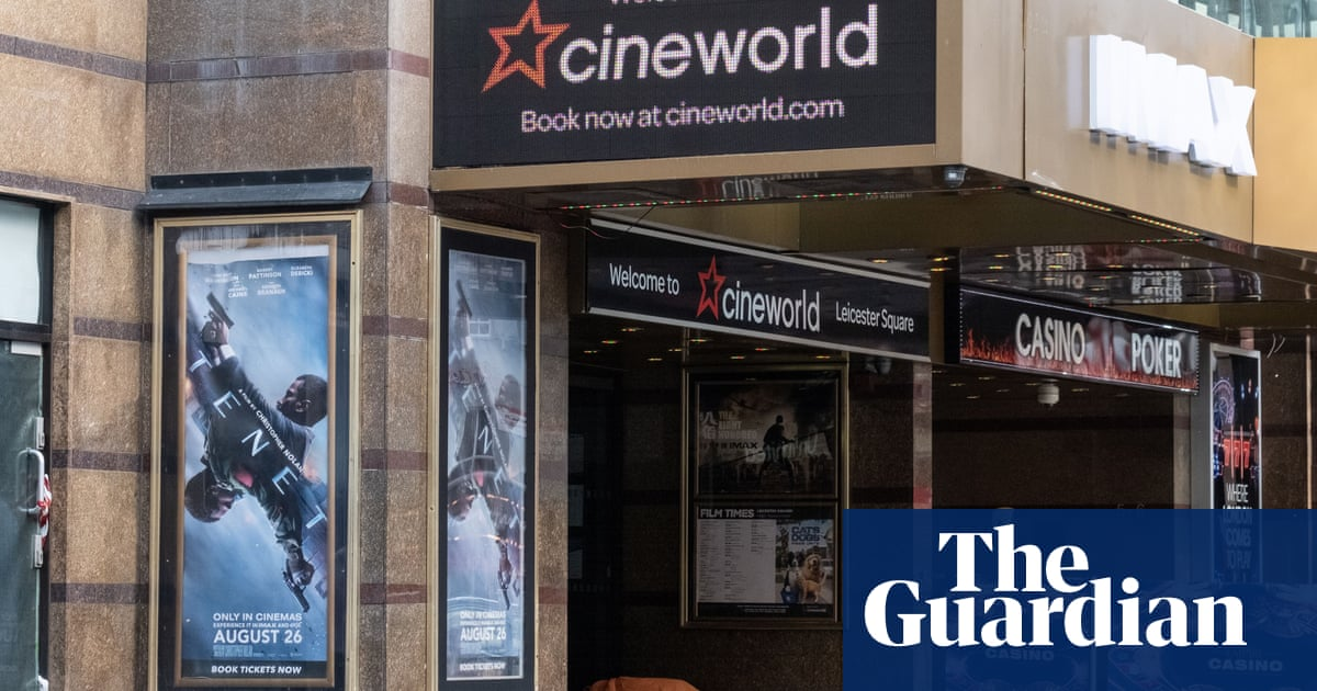 How do you feel about UK cinemas closing during the Covid pandemic?