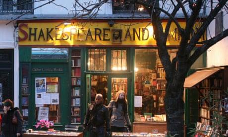 Shelf mythology: 100 years of Paris bookshop Shakespeare and Company