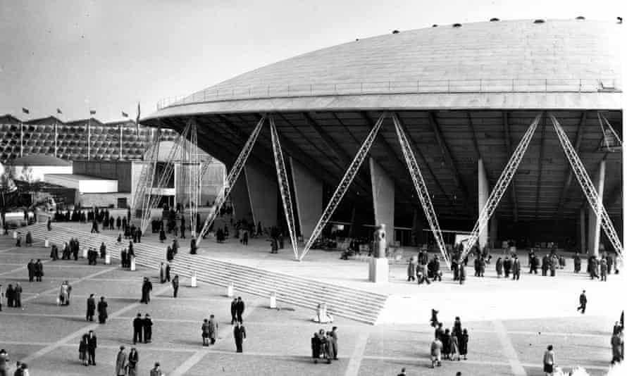 The 1951 Festival of Britain in London