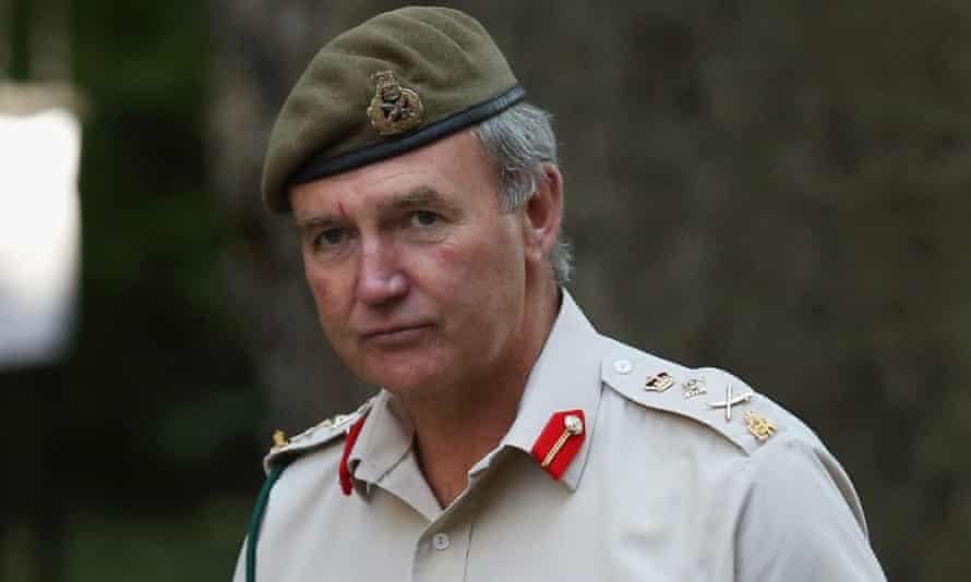 Lord Gen Nick Houghton