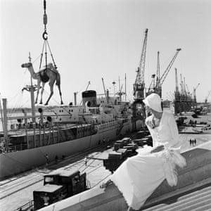 Jill Kennington by Gian Paolo Barbieri (Port Sudan, 1974)