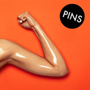 Pins: Hot Slick review - Manchester trio trade indie for anodyne ...