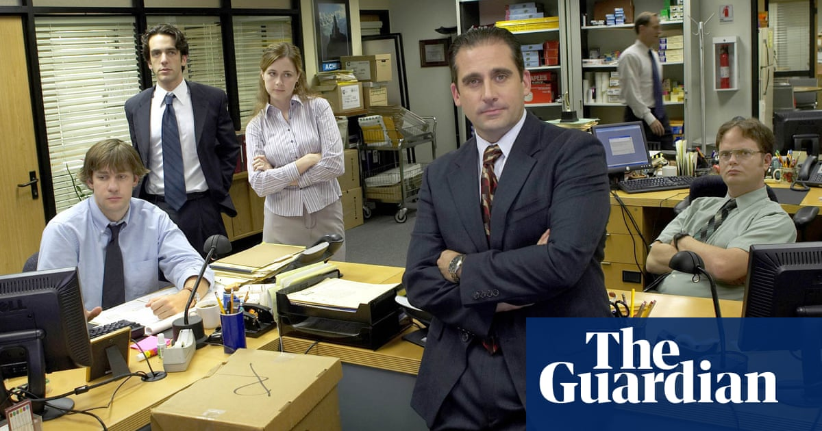 Everyone considered it a bad idea: How The Office went from Slough to Scranton