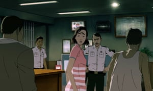 Man or monster? … Seoul Station