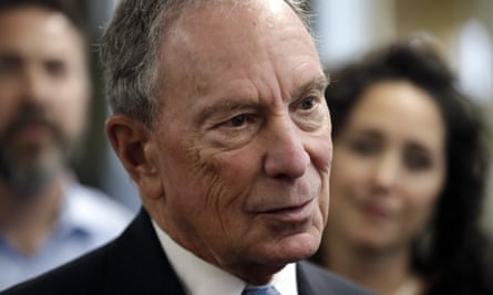 Michael Bloomberg could file paperwork to join Alabama's presidential primary this week, the New York Times reported.