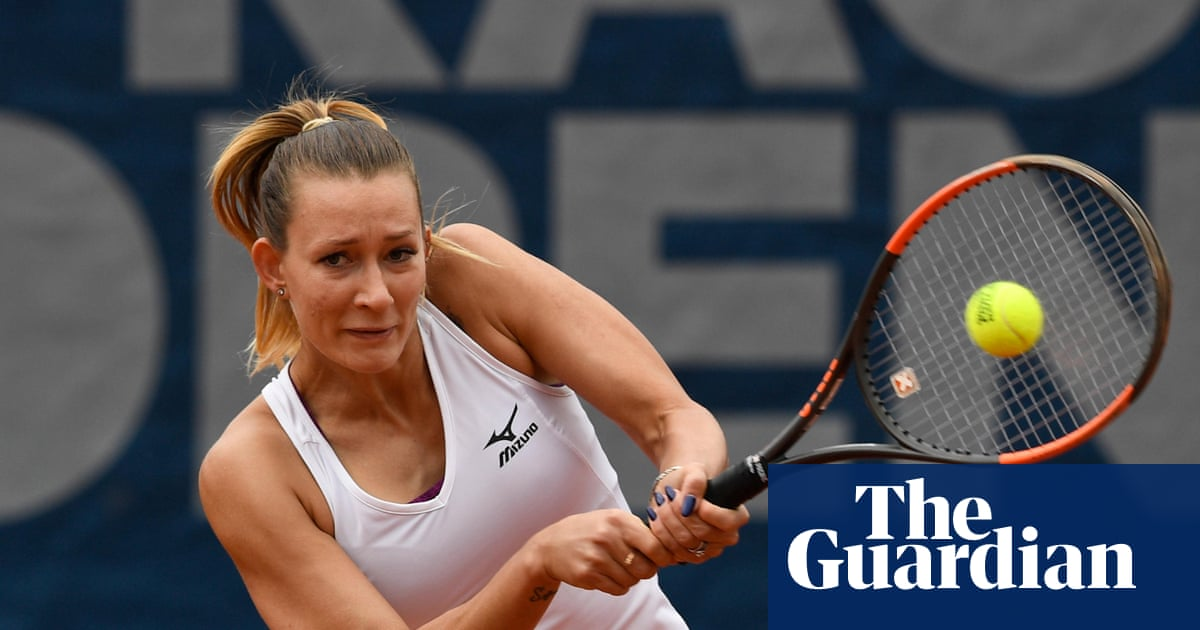 Yana Sizikova arrested at French Open in match-fixing investigation