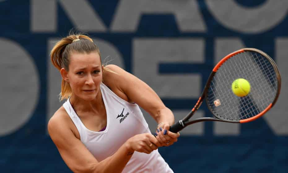 Yana Sizikova was arrested in Paris on Thursday.
