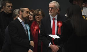 British opposition leader Jeremy Corbyn has declared he will not lead the Labour party into the next general election.