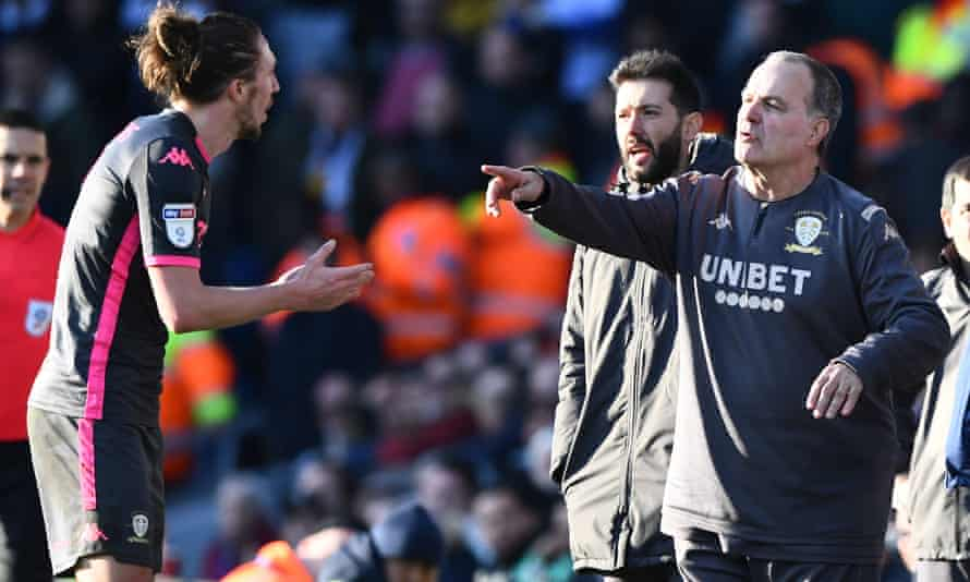 Marcelo Bielsa has transformed the confidence of Leeds players such as Luke Ayling.