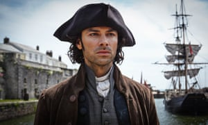 Aidan Turner returns as Poldark on the BBC later this year