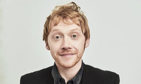 Rupert Grint: 'The line between Ron Weasley and me got thinner with each film'