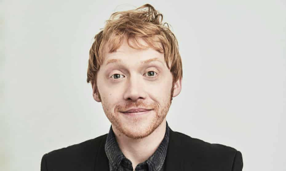'We didn't have the chance to discover drugs, or anything like that': Rupert Grint.