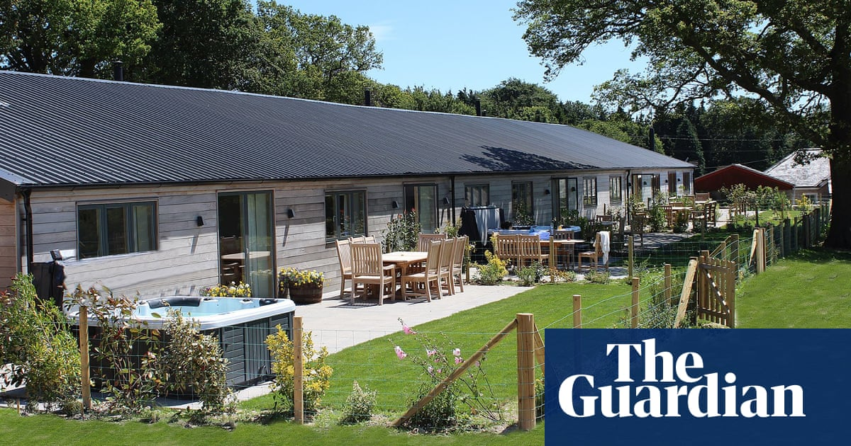 Top 10 wheelchair-accessible cabins, lodges and cottages in the UK ...