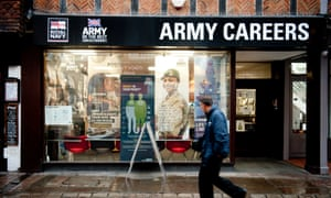 Armed forces and some other careers disclosure is mandatory.