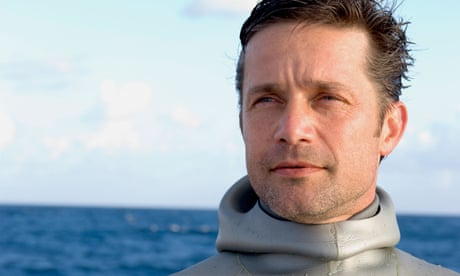 Documentarian Fabien Cousteau is pointing the way to healthier oceans