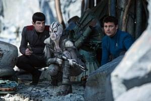 Star Trek Beyond: the crew we love