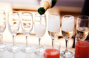 New year's cheers: sparkling wines to see out the old year and welcome 2019.