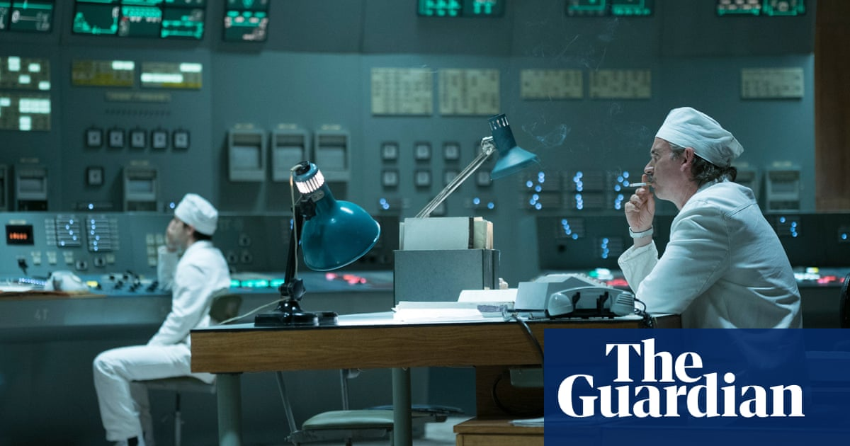 Russian TV to air its own patriotic retelling of Chernobyl story