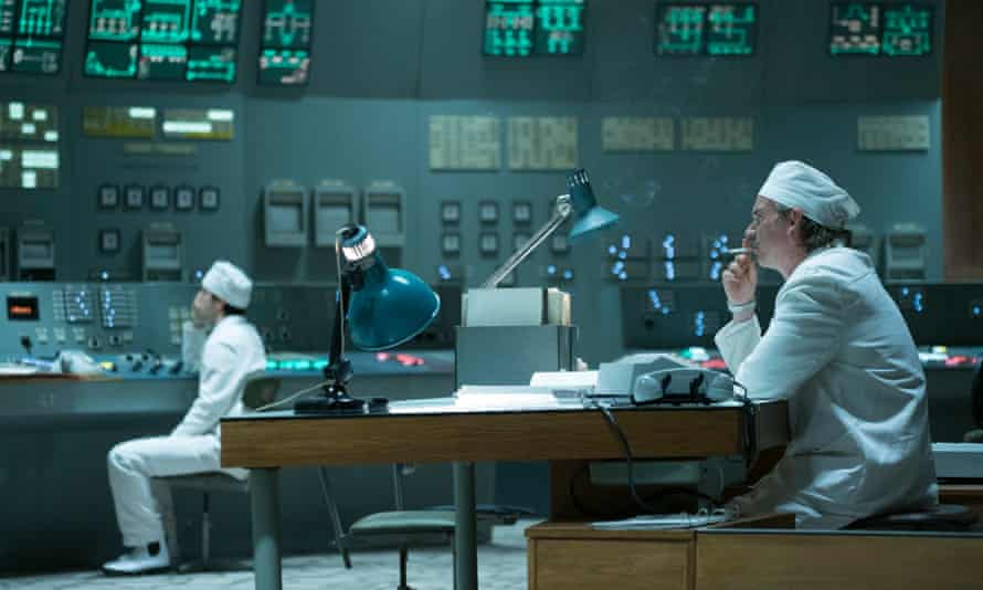 Scene from the HBO series Chernobyl