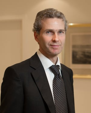 Christian Kälin, the chairman of Henley & Partners.