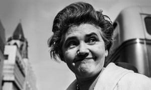 Jennie Lee in 1957