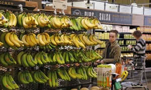 Items that will see the first price cuts include bananas.