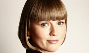 Charlotte Proudman: the barrister at the centre of the latest round of feminism bashing.