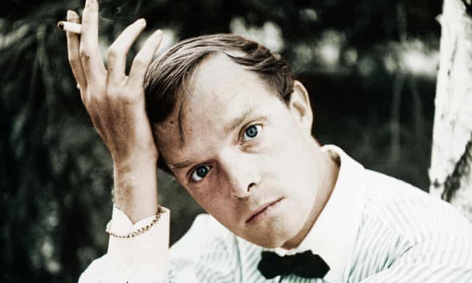 'He'd spit it all out and you'd eat it all up' … Capote, who had a genius for gossip.
