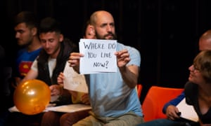 Jonny Cotsen in English by National Theatre Wales