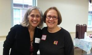 Karen Cotter and Karen Ward