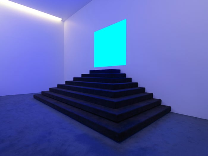 Blinded By The Light James Turrell Obliterates The Senses
