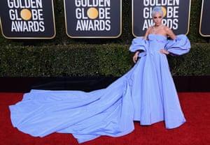Lady Gaga in Valentino Couture.