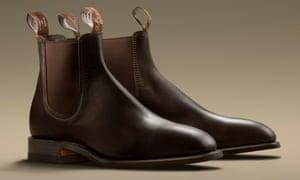RM Williams Craftsman boots