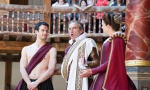 Julius Caesar by William Shakespeare at Shakespeare's Globe