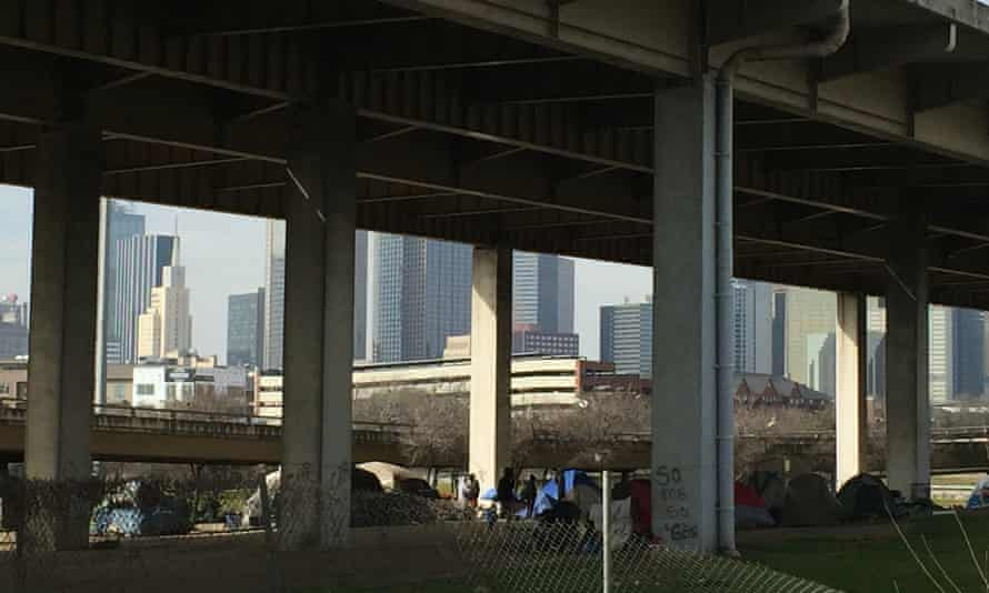 Homeless in Dallas