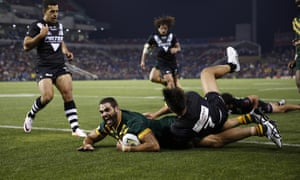 Greg Inglis, who scored 31 tries in 39 appearances for Australia, has come out retirement to play for Warrington in 2021.