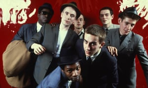 'Nothing before had developed the terrible currency of Ghost Town, and nor has anything since' ... the Specials.