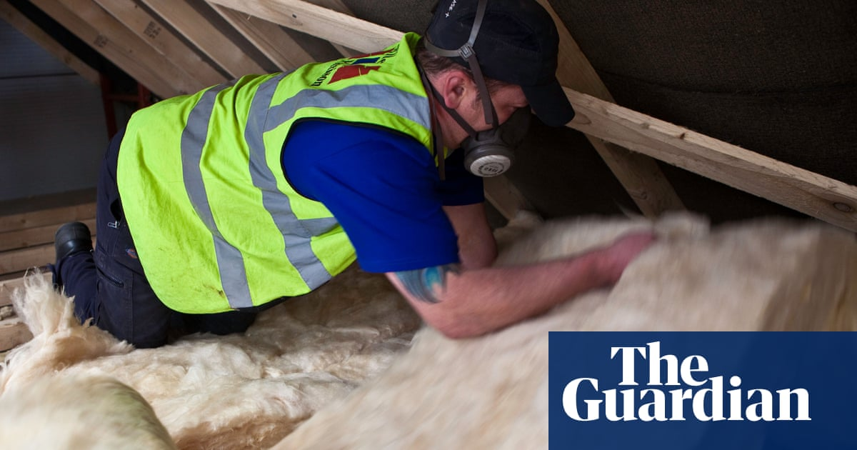 Audit office blames UK government for botched £1.5bn green homes scheme