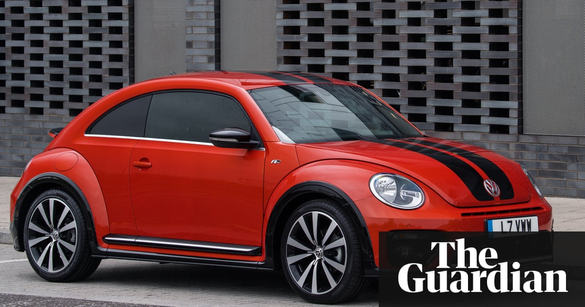 volkswagen beetle car review martin love technology the guardian. Black Bedroom Furniture Sets. Home Design Ideas