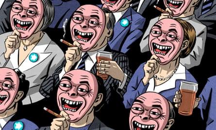 Bill Bragg illustration
