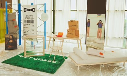 The Virgil Abloh collection for Ikea.