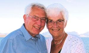 Bob and Nancy Holmes