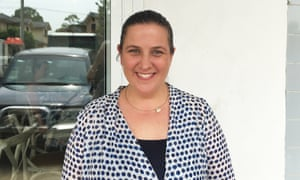 The Liberals' Melanie Gibbons is attempting to hang onto the seat of Holsworthy which she holds with a margin of 6.7%