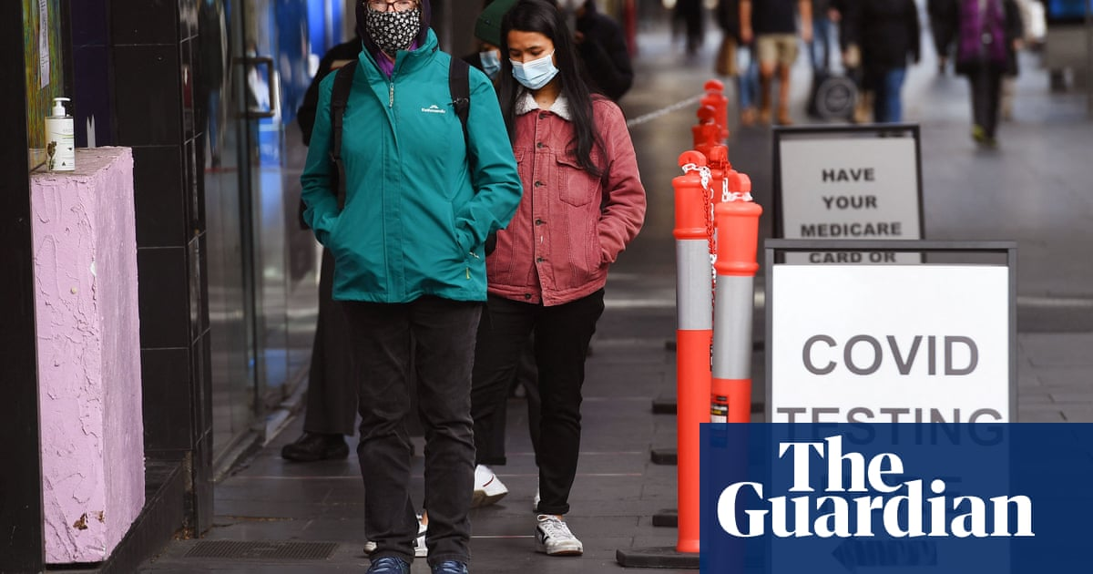 Melbourne to learn if Victoria Covid outbreak triggers tighter restrictions