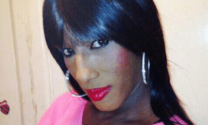Naomi Hersi, who was stabbed to death in a hotel room near Heathrow airport in March.