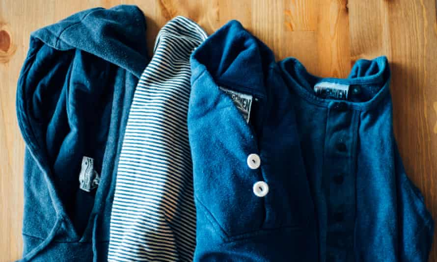 Jungmaven shirts, made from hemp.