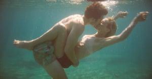 Sebastian Stan and Denise Gough in Monday.